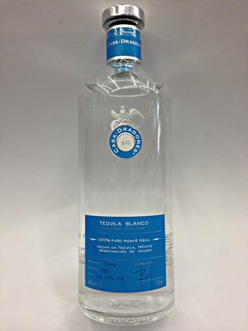 Casa Dragones Blanco Tequila  Quality Liquor Store