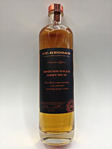 St George Spiced Pear Liqueur  Quality Liquor Store