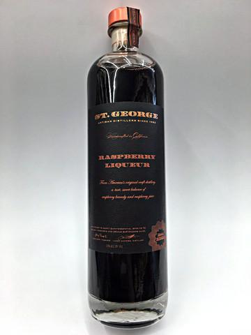 St George Spirits Raspberry Liqueur  Quality Liquor Store