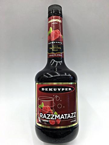 Dekuyper Razzmatazz Schnapps  Quality Liquor Store