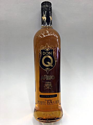 Don Q Anejo Puerto Rican Rum  Quality Liquor Store