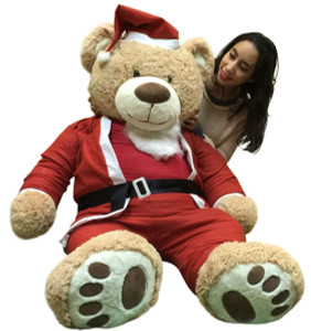 Big Plush Personalized Giant Teddy Bears And Custom Large
