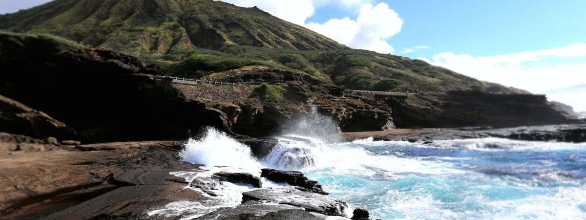 Lanai Lookout, Hawaii Kai, Oahu, Hawaii