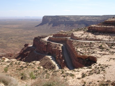 Moki Dugway, New Mexico