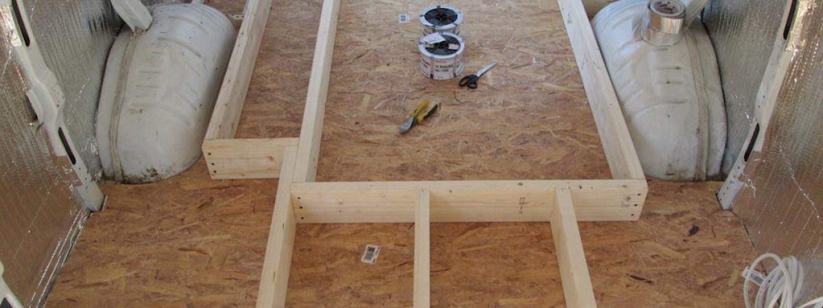 Building a Raised Floor