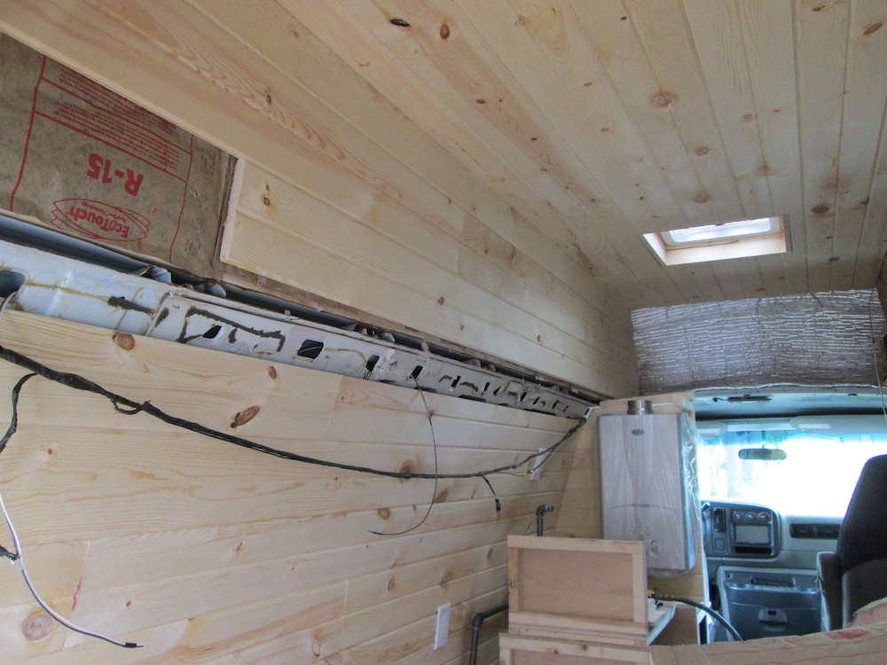 Paneling the Ceiling (Part 2)
