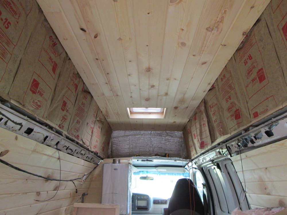 Paneling the Ceiling (Part 1)