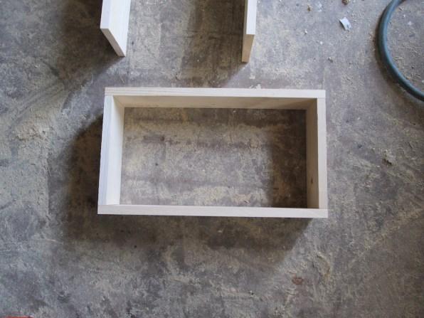 Now it's a box