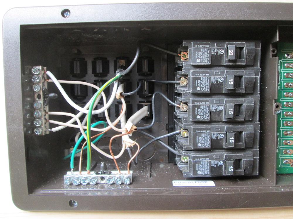 Electrical (Fuse Panel Setup)