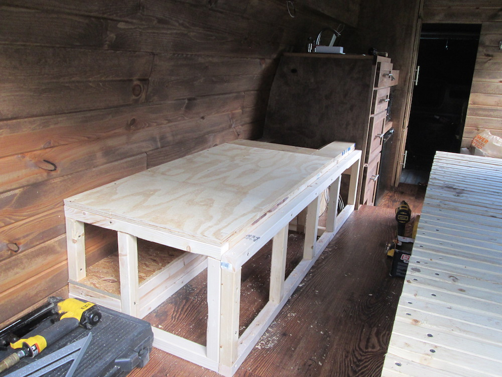 Building the Second Bed