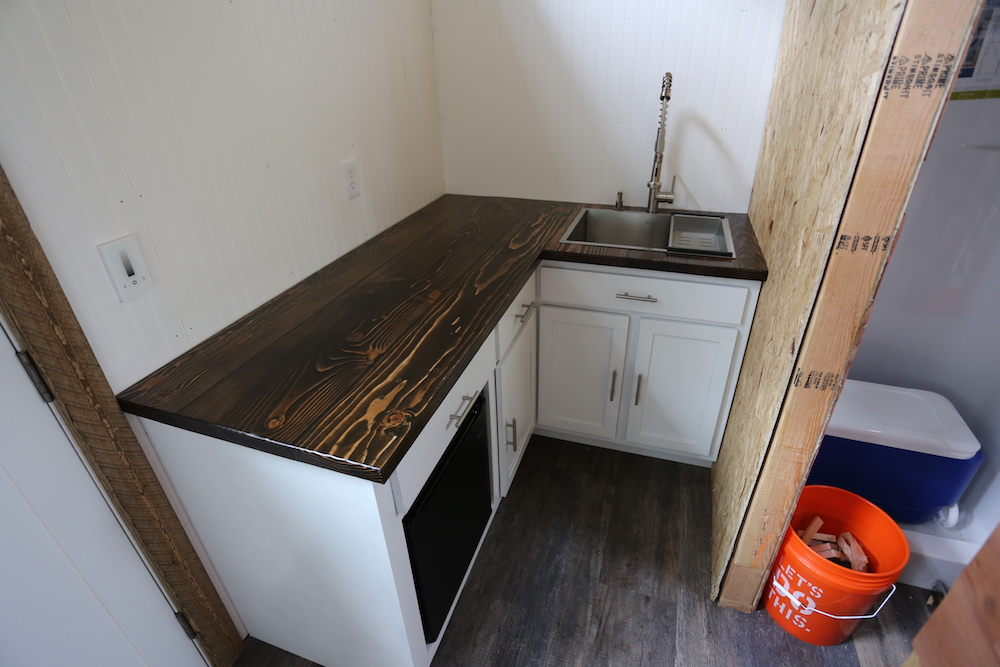 Tiny House: Kitchen (Part 1)