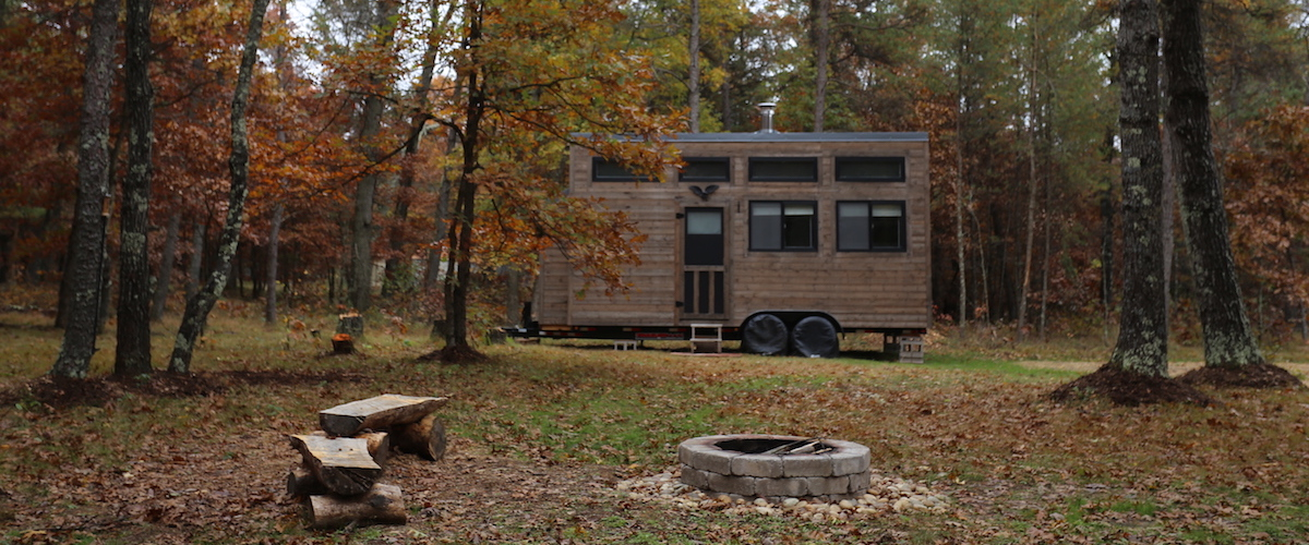 Tiny House: The Move
