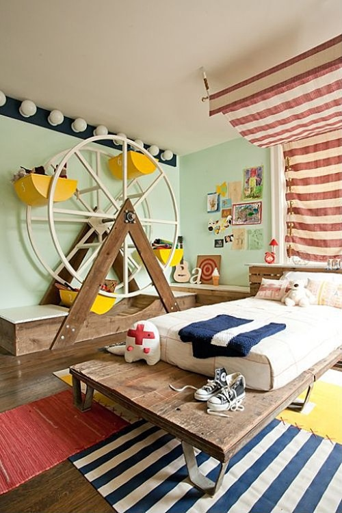Kid's Bedroom 1