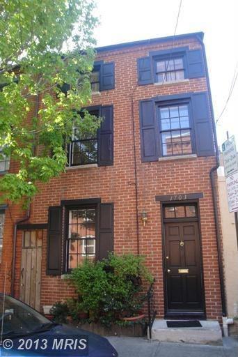 1703 Lancaster St, Baltimore, MD