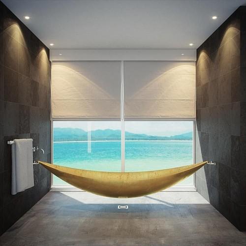 Contemporary Bathtub 11