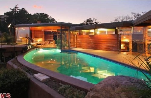 Foster Carling House by John Lautner