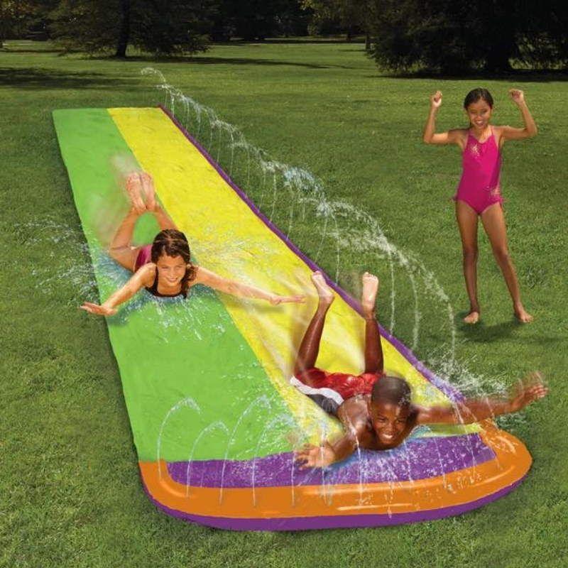 tapis de glisse slip n slide double