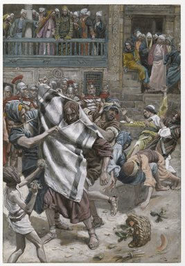 Jesus Before Herod (James Tissot, 1886-1894)