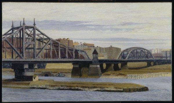 Brooklyn Museum American Art Macomb' Dam Bridge