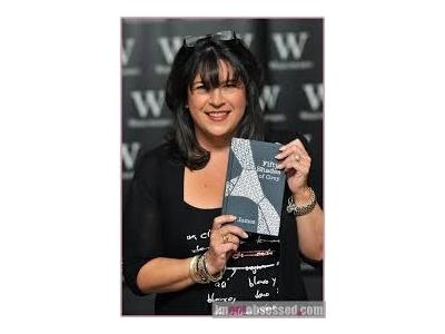 Fifty Shades of Grey with E.L. James! 07/07 by NorthwestPrime ...