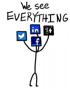 Are Social Networks Exploiting Our Security?