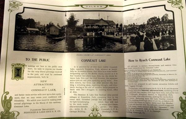 Design Brochure for History
