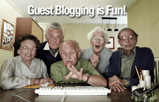5 Reasons You Should Be Guest Posting Right Now image guest blogging