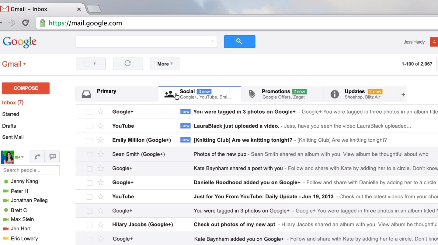 Gmail Inbox Changes: Good or Bad for Users and Marketers? image Gmail Inbox Changes