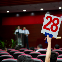 Going Going Gone: ICANN Auction Rules Cause a Stir image auction