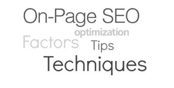 Advanced On Page SEO Techniques