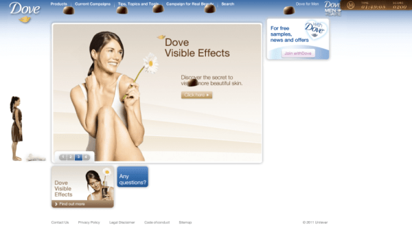 Gamification-Dove