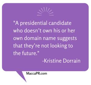 PresidentialDomainQuote