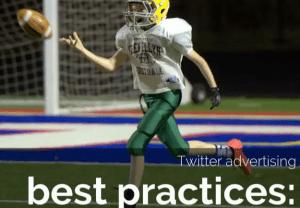 twitter best practice