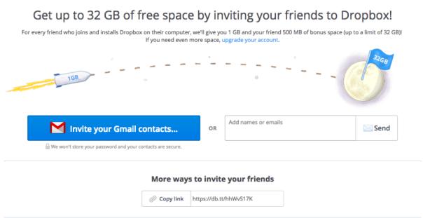dropbox-referral-growth-hack