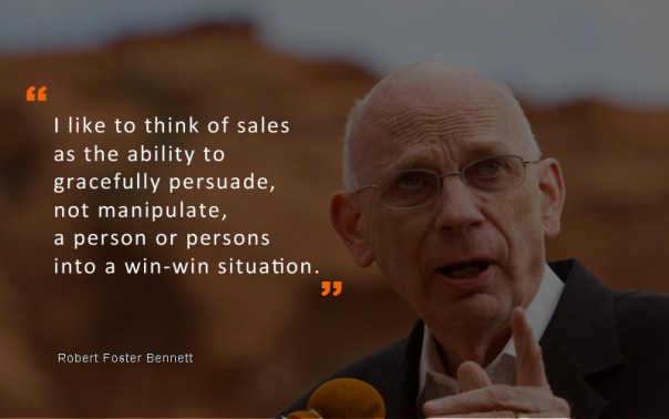 robert_foster_quote_on_sales
