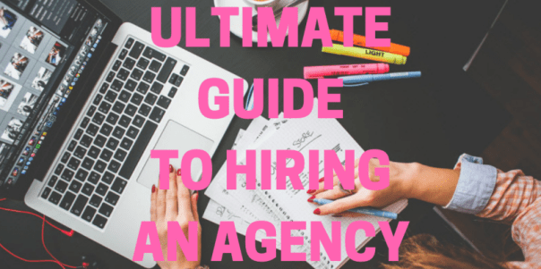 how to hire an agency
