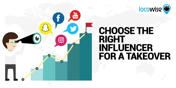 Choose the right influencer