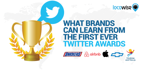 What Brands Can Learn From The First Ever Twitter Awards