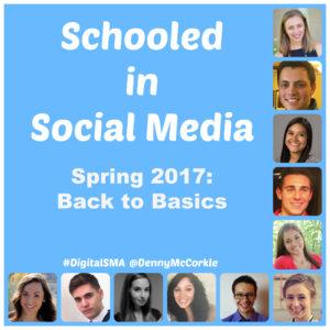 schooled in social media