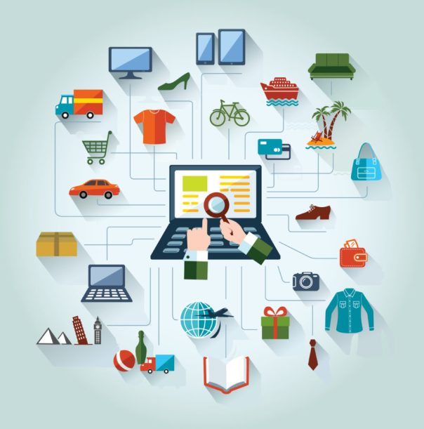 e-commerce shopping experiences