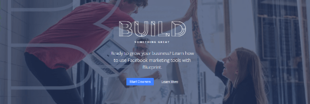 facebook advertising agencies blueprint