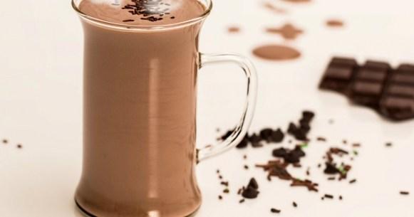 Receta de Chocolate a la taza - CiberCuba Cocina