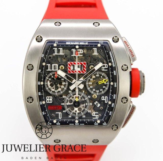 Richard Mille RM 011 - Alle Preise für Richard Mille RM 011 auf ...