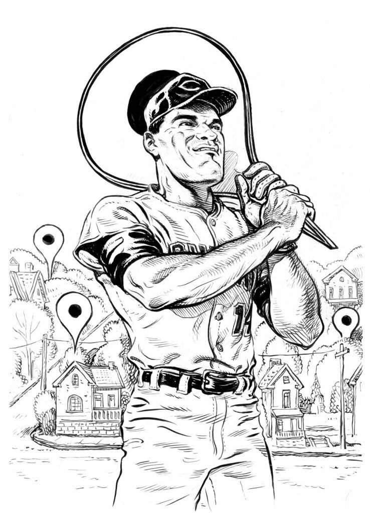 Dr. Know: Pete Rose's Home Invisible to Google Maps