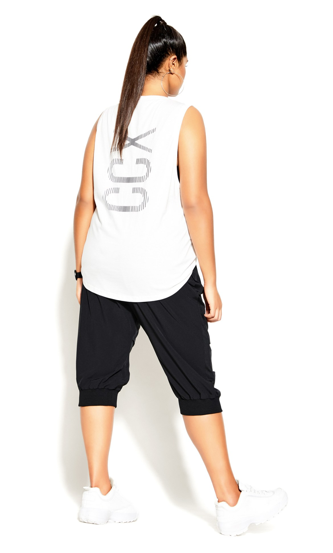 Active Tank Top - ivory 6