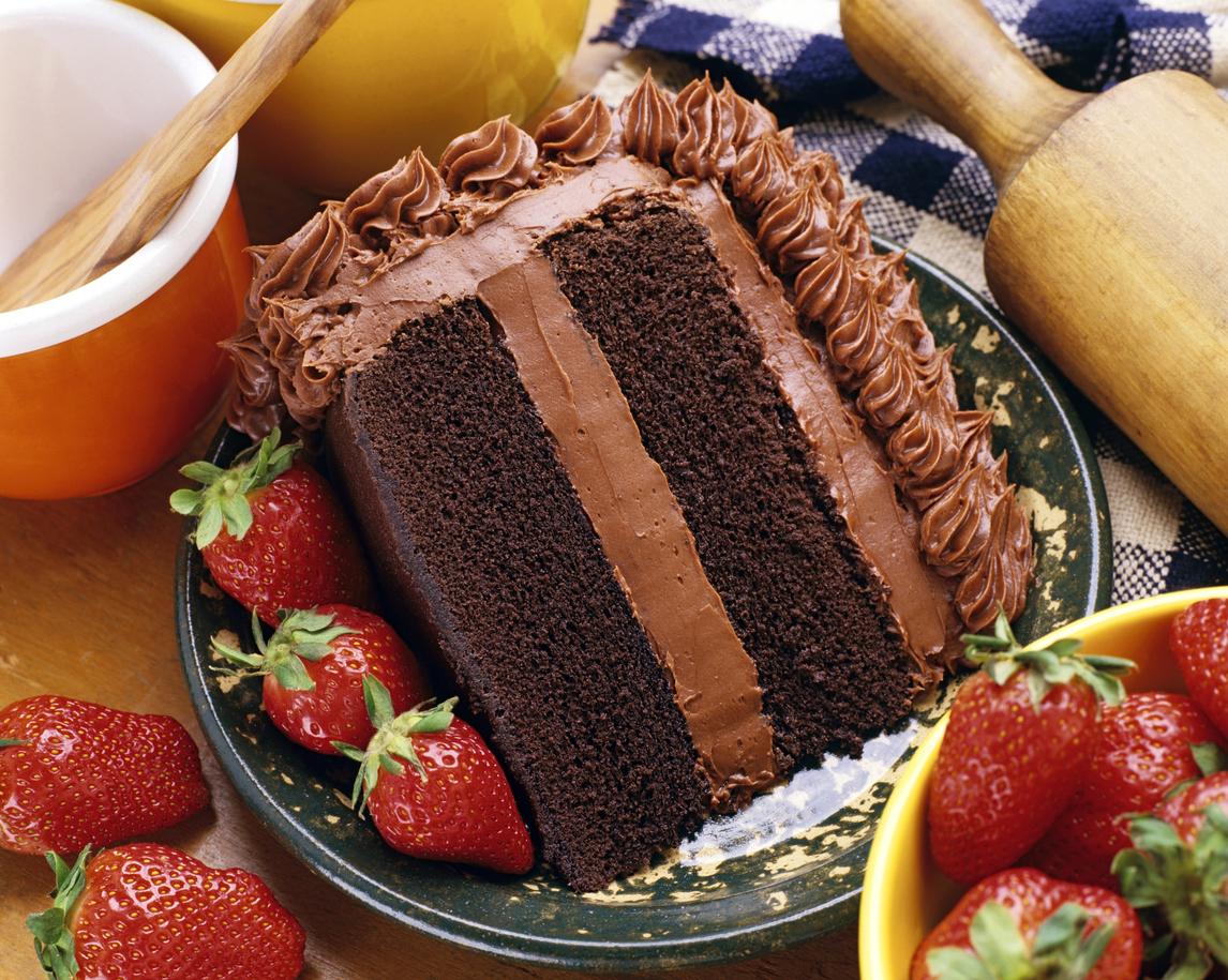 receta facil pastel de chocolate  CocinaDelirante