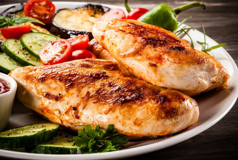 recetas light con pollo  CocinaDelirante