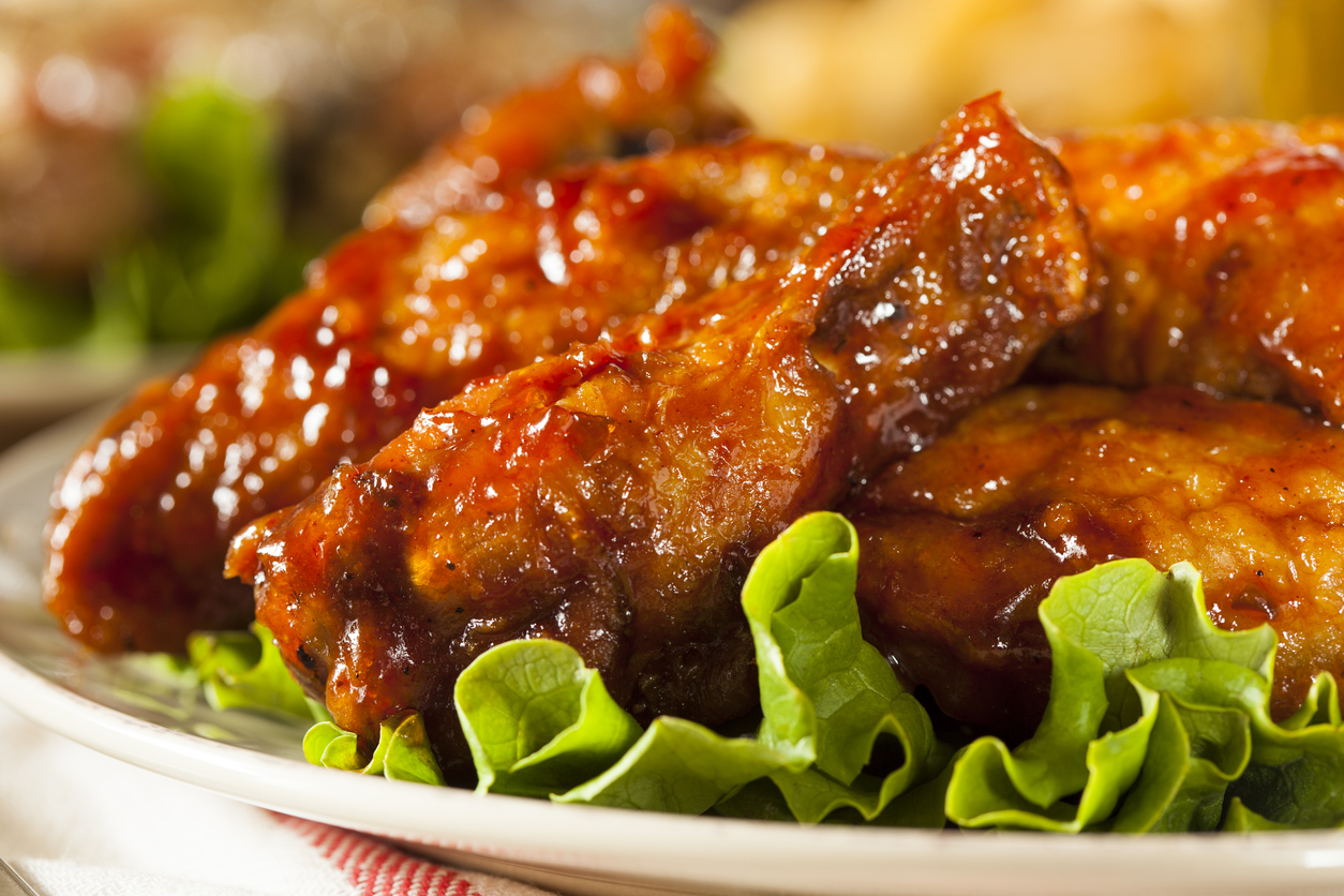 Aprende a preparar estas deliciosas alitas de pollo extra