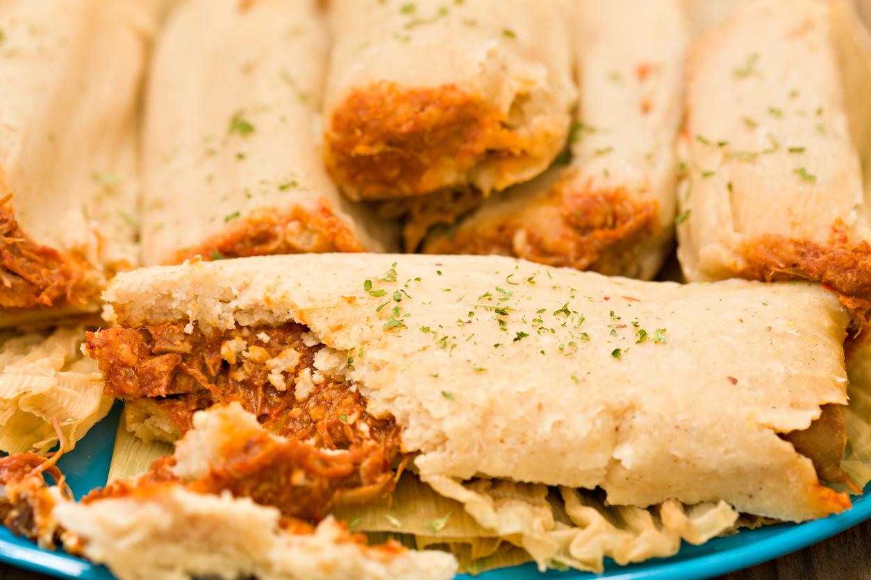 recetas sencillas de tamales mexicanos