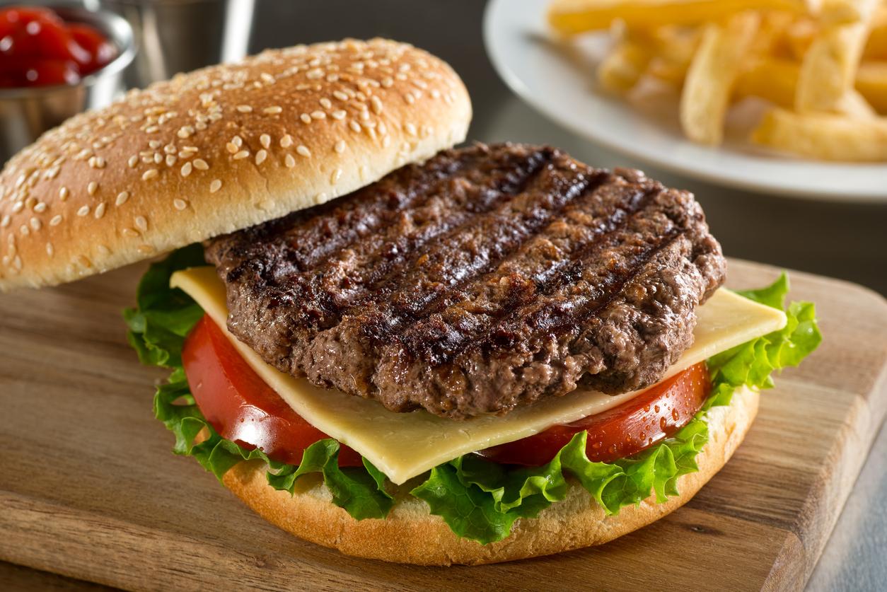 receta super facil de carne para hamburguesa suave